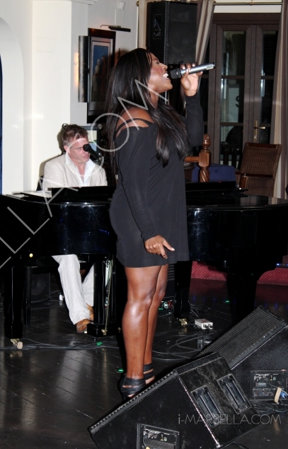 Soul Diva Mica Paris at Polo House