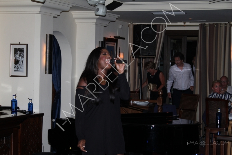 Soul Diva Mica Paris at Polo House