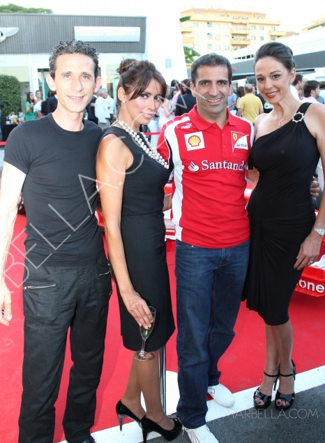 Ferrari & Maserati open renewed showroom in C de Salamanca