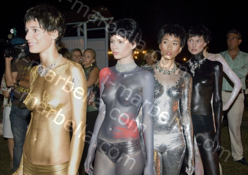Choppard's New Collection at MC Beach, Marbella