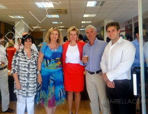 Kristina Szekely and Stephanie Noll Join Forces in Sotogrande and reopen the office