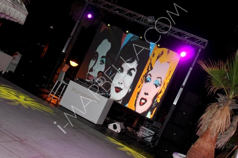 Andy Warhol & Studio 54 Party Vol.2