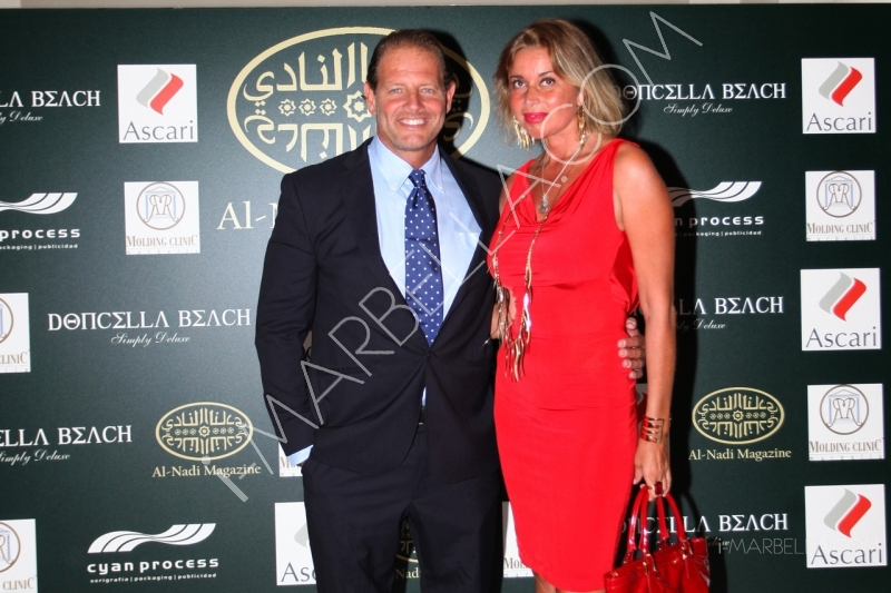 Al-Nadi Magazine Gala Cocktail in Villa Padierna