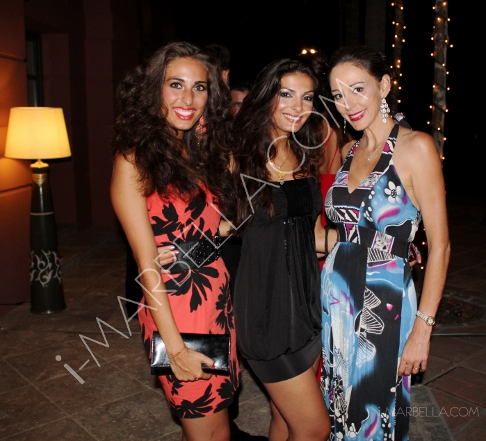 Al-Nadi Magazine Gala Cocktail in Villa Padierna