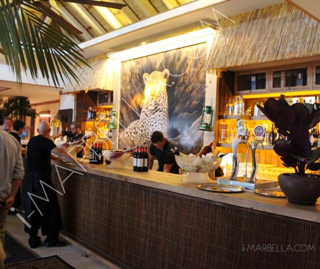 Marbella's own Safari - Trocadero Arena