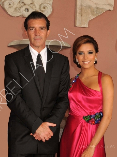 The Starlite Gala returns with Eva Longoria and Antonio Banderas
