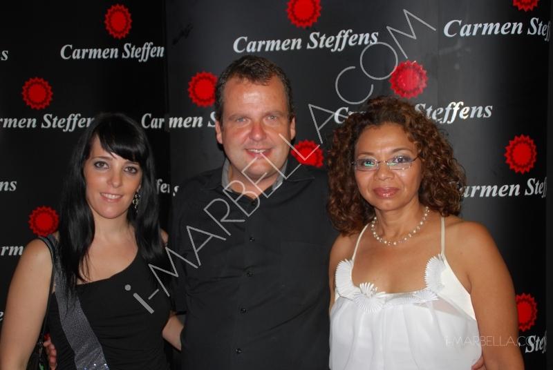 Inauguración Carmen Steffens