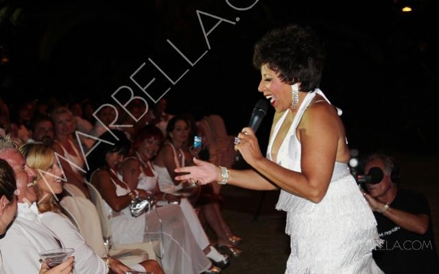 The Millionaires' Summer White Party Performances