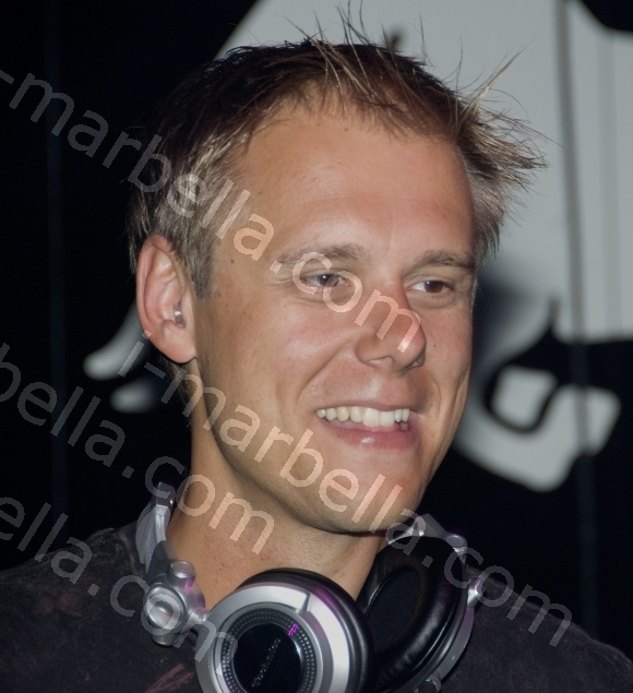 Armin van Buuren plays Dreamers, Marbella