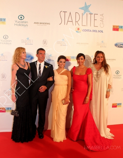 Starlite Gala in Marbella