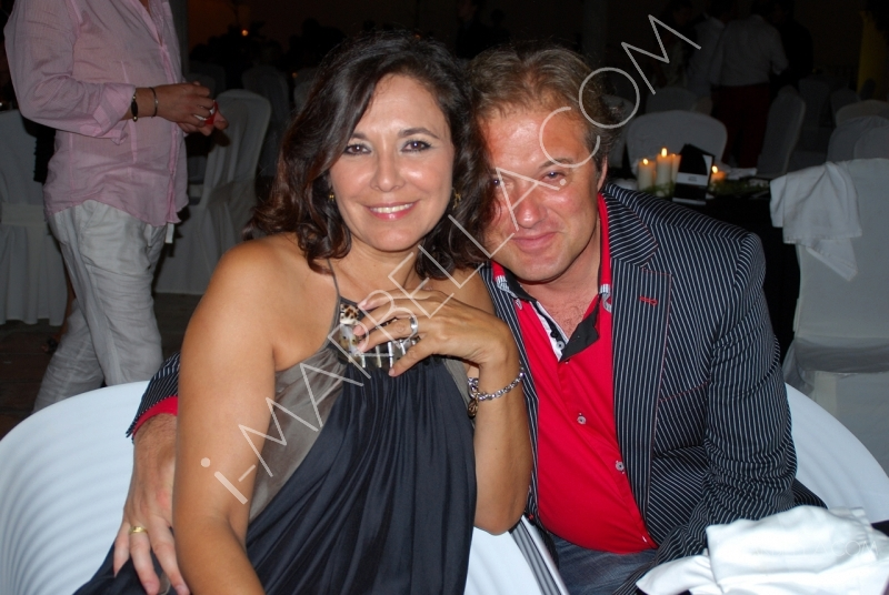 Lorena Morlote salon opening in Marbella