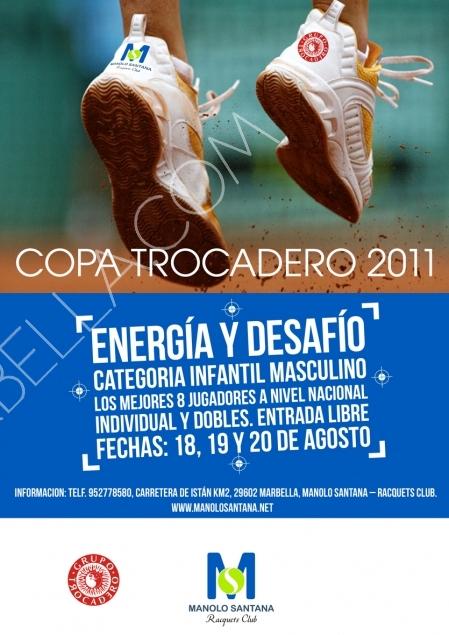 Copa Trocadero@Manolo Santana