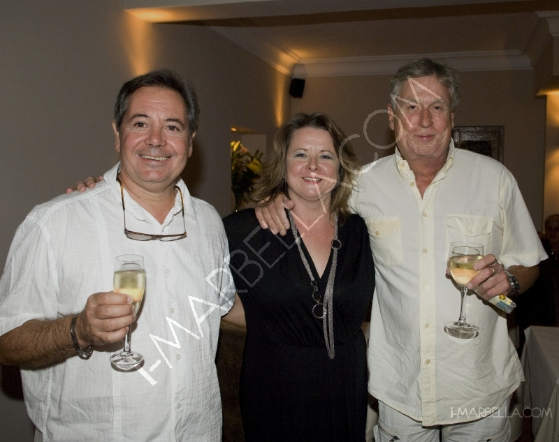 Bijou Restaurant Opening, Marbella