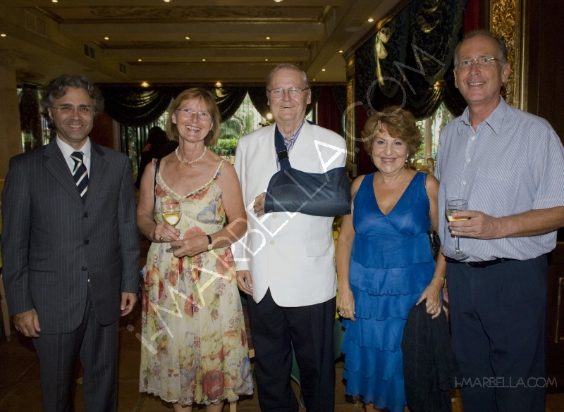 Da Bruno celebrate 15 years in Marbella