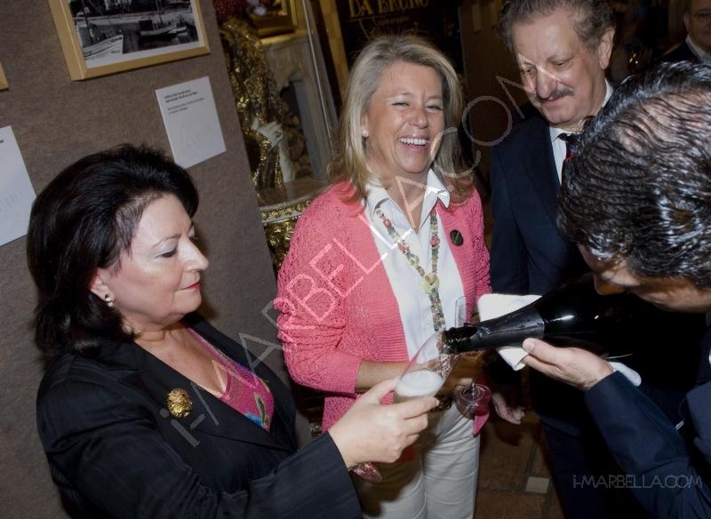 Da Bruno celebrate 15 years in Marbella