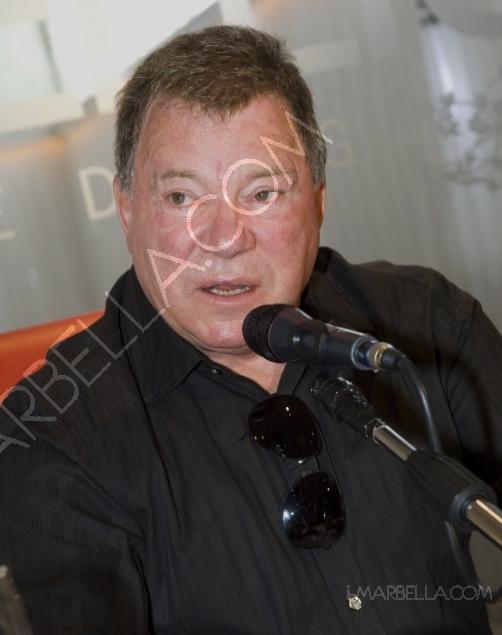 William Shatner ensures Marbella Film Festival is a resounding success