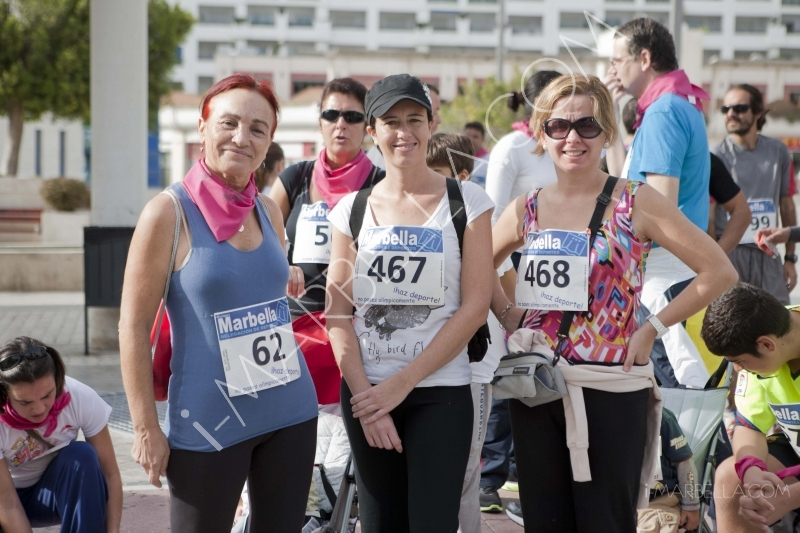 Pinktober: Race for Life