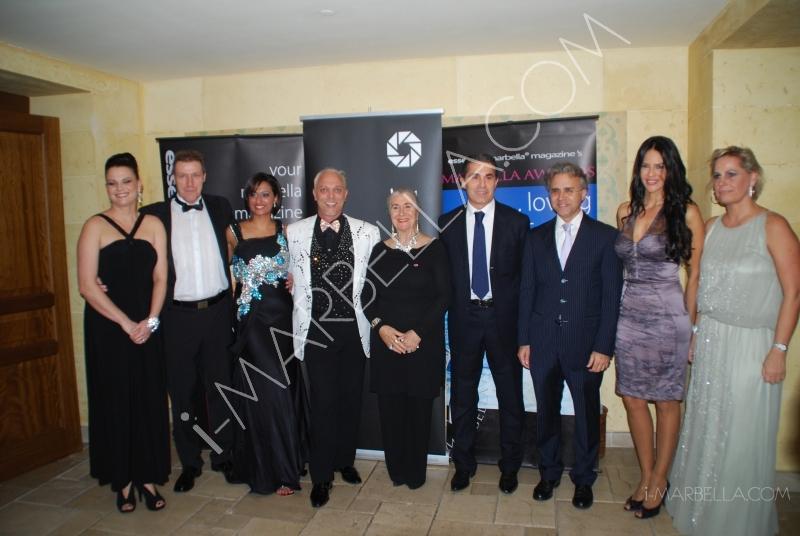 6th Edition of Essential Magazine Awards in Marbella