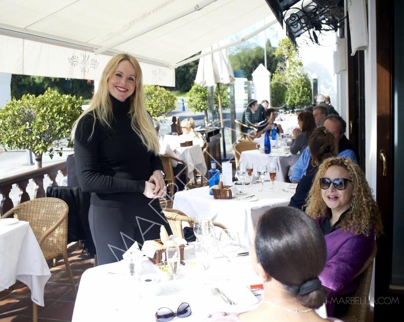 Fashionvilla Fashion Show in MC Cafe Marbella