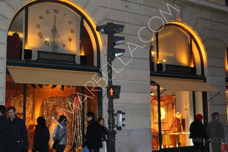 Magical Christmas Time in Paris
