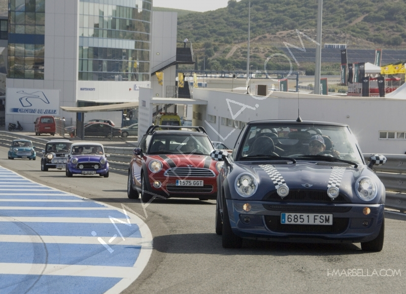 Mini Marbella Club & Guarnieri host MINI Challenge