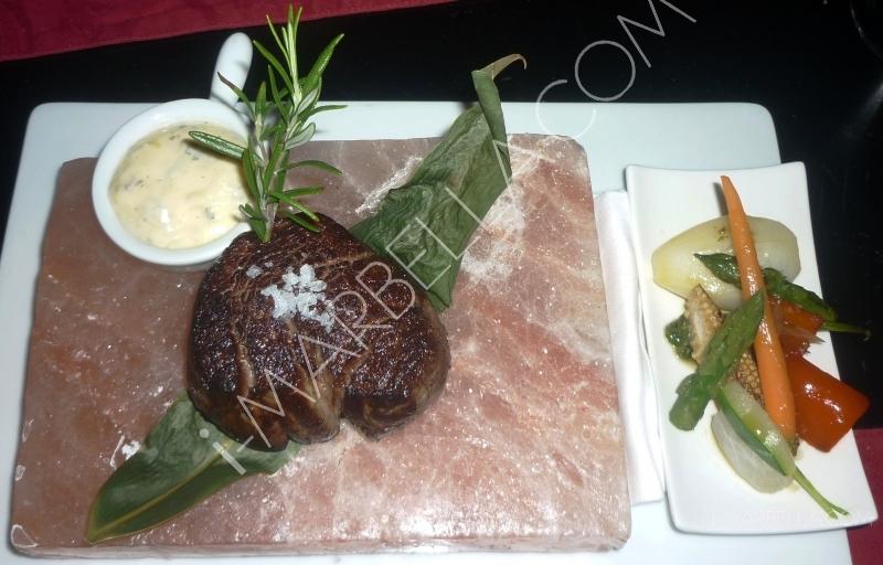 Food review by Xusan Teo: Suite, Puente Romano Hotel