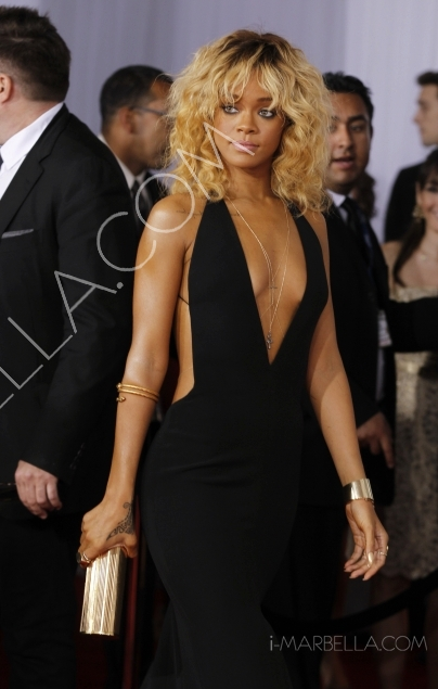 Style Gallery of Grammy Awards 2012