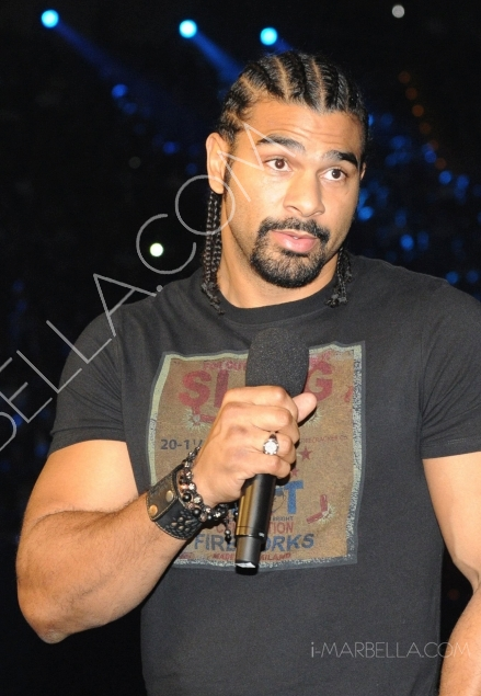 David Haye could get up to 10 years in German Prison