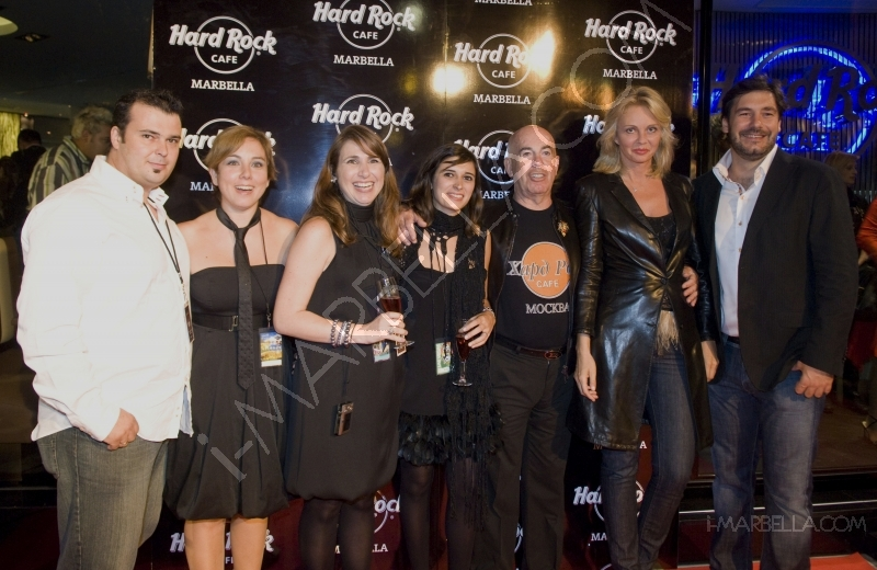 Hard Rock Rocks Banus!