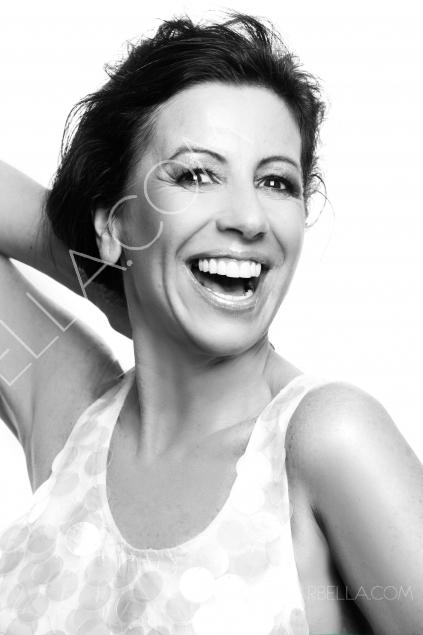 Marbella Fashion Police: Classy Lina Hodgkins