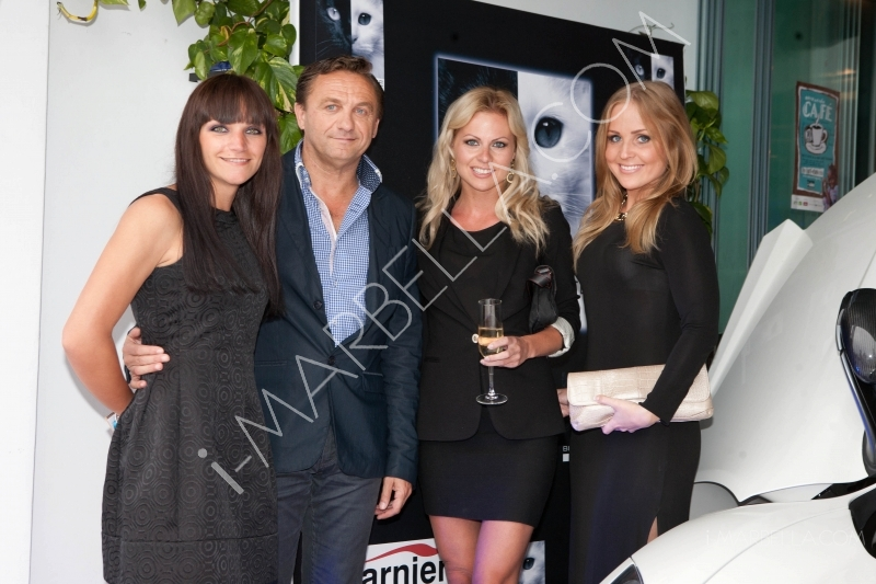 Grand Opening of Black & White in Puerto Banus Vol.2