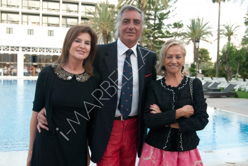 The Marbella International Club organises III Round Table