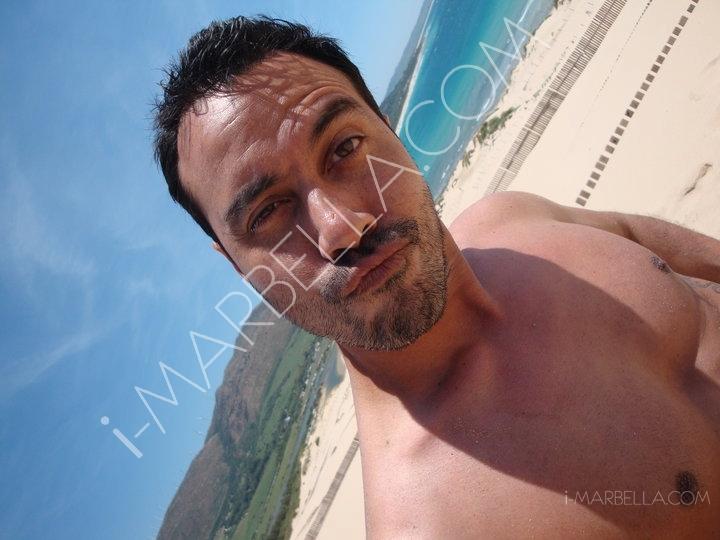 Marbella's Gentlemen: Lucas Mackinze