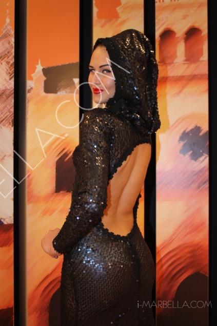 Marbella Fashion Police: Dianka Shmatok