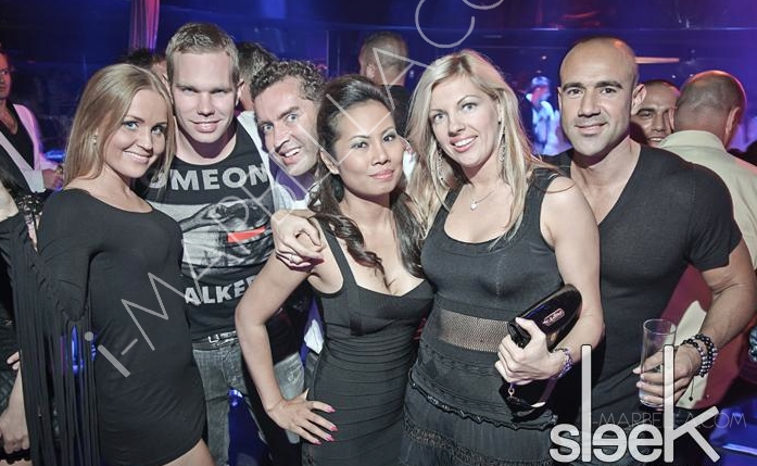 Grand Opening of Sleek Nightclub