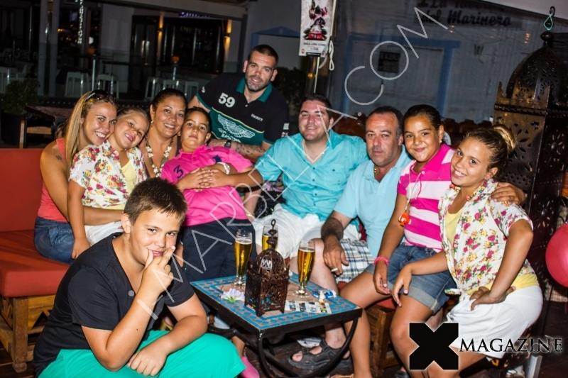 Le Sud Lounge in Puerto Deportivo Marbella