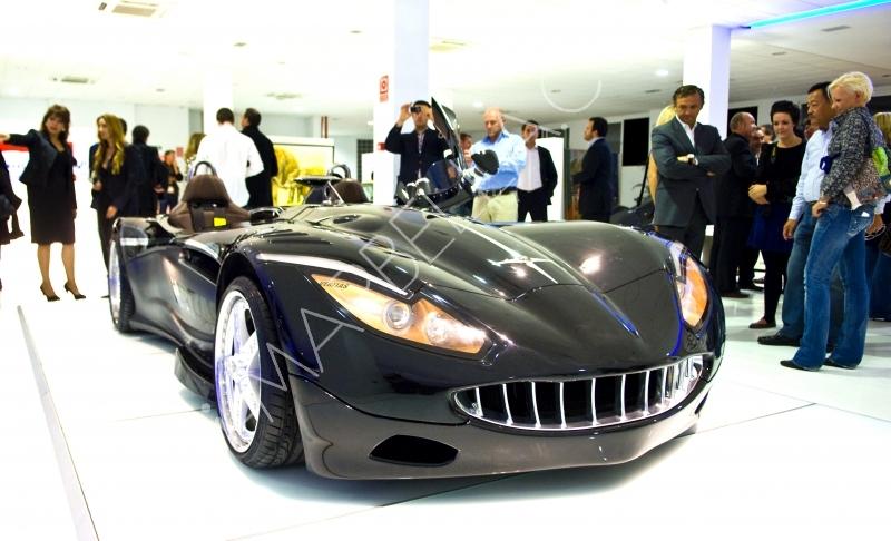 Guarnieri unveil the Veritas BMW RS III.