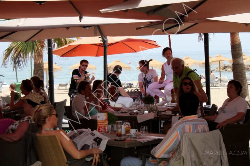 Suite del Mar Daytime Opening Party