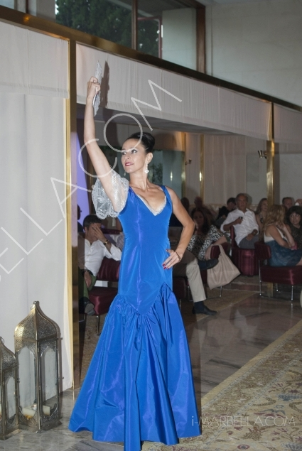 Carola Toca Fashion Show in Hotel Gran Meliá Don Pepe
