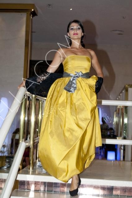 Carola Toca Fashion Show in Hotel Gran Meliá Don Pepe
