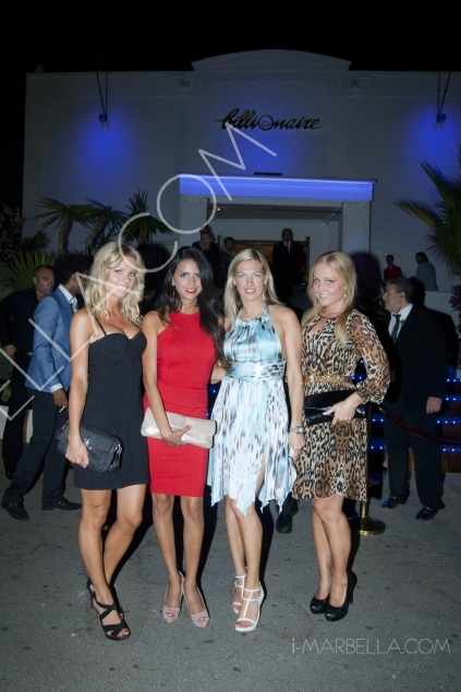 Grand Opening of Billionaire Marbella with Flavio Briatore