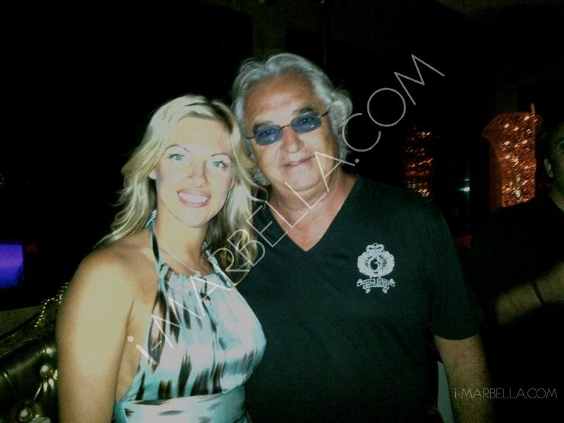 Briatore Packs Billionaire Club with Marbella Elite!